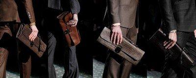 Мини-сумка - мужской клатч
