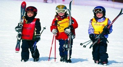Выбор детских лыж