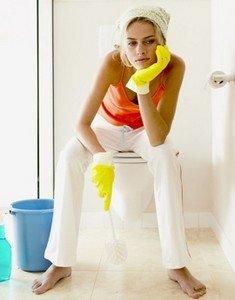 С чего начать при уборке дома