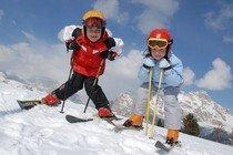 Правила выбора детских лыж