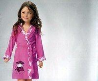 Модные пижамы для девочек младшего и среднего возраста 2014