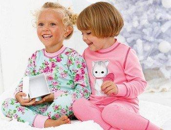Модные в 2014 году пижамы для девочек