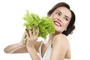 Потребление овощей в России