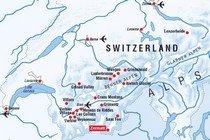 """Швейцария=""""Горные Лыжи"""""""