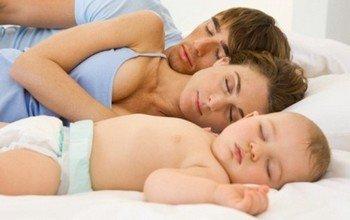 Здоровый сон ребенка