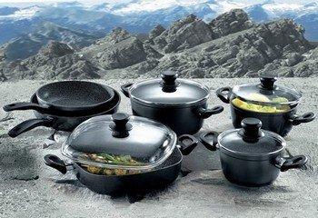 Высококачественная антипригарная посуда