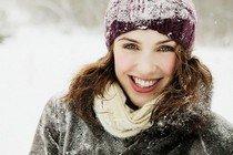 Устраняем сухость кожи в зимнее время