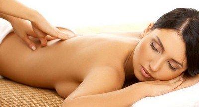 Основы техники расслабляющего массажа