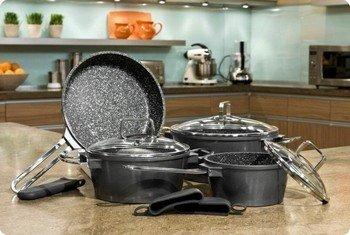Правила выбора антипригарной посуды