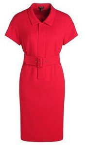 Модное платье-рубашка от Escada