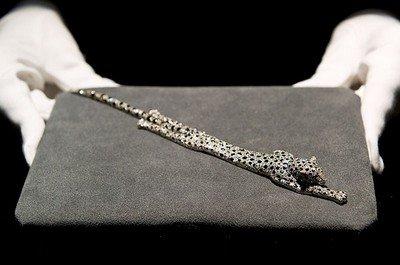 Тот самый браслет с пантерой, созданный для Уоллис Симпсон
