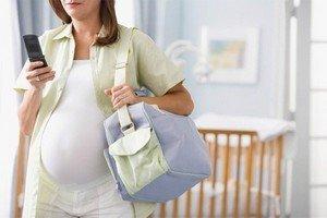 Что взять в роддом беременной женщине