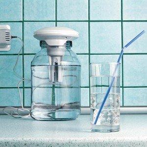 Как сделать воду живой при помощи ионизатора?