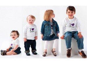 Детская одежда для всех возрастов