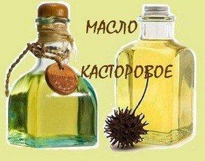 Использование касторового масла для оздоровления волос