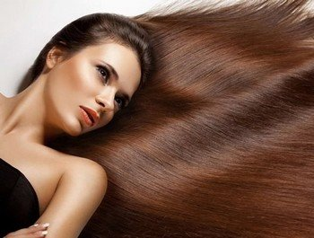 Красивые волосы - залог успеха женщины