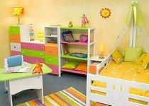Как оформить детскую комнату в малогабаритной квартире