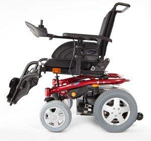 Коляска инвалидная с джойстиком управления