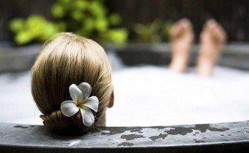 Ваннотерапия - наверное лучший способ расслабиться