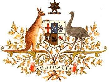 Национальный герб Австралии