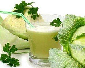 Капустный сок помогает избавиться от храпа