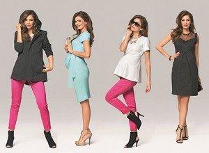 Основные правила моды беременных 2014