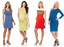 Мода для беременных весна-лето 2014