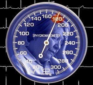 Повышение давления выше 180 требует немедленного лечения