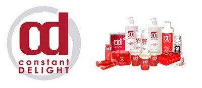 Средства для волос от компании «Constant Delight»