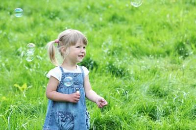 Жизнь детей без поллиноза