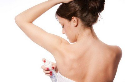 Аэрозольный дезодорант для фитнеса