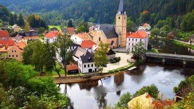 Чехия - красивейшая страна Европы