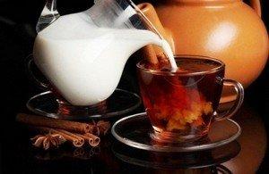 Добавлять в чай молоко нельзя - это ложь