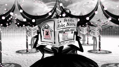 Новинка от Guerlain в 2014 - уникальная парфюмированная вода «La Petite Robe Noire Couture»