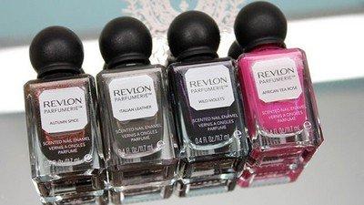 Специальный парфюмированный лак для ногтей Revlon Parfumerie