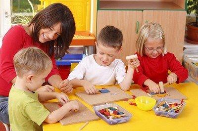 Собираем ребенка в дошкольное учреждение