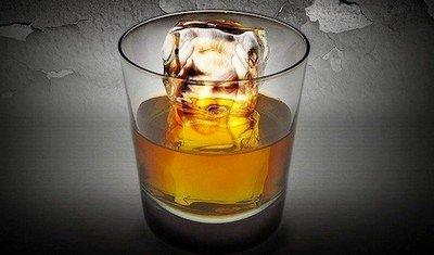 Бокал «Old fashion» для употребления рома и виски
