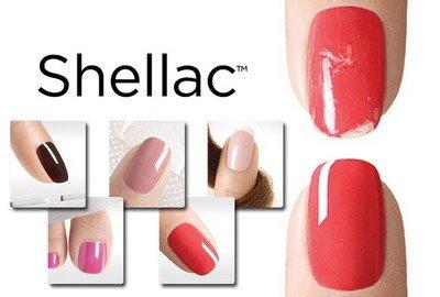 Гель-лак «Shellac» - новой слово в маникюре