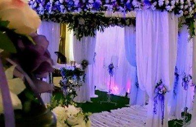 Какие цвета на свадьбу являются модными в 2014 года