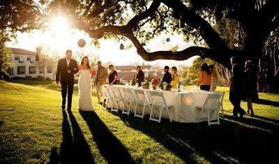 Что нужно учесть при организации свадьбы на природе?