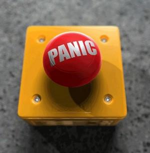 Немотивированная паника - главный симптом панической атаки