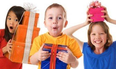 Варианты подарков для пятилетнего ребенка