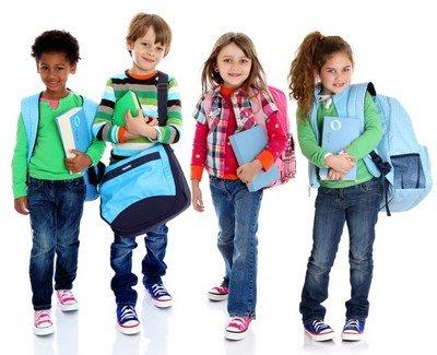 Выбираем детям модные школьные принадлежности