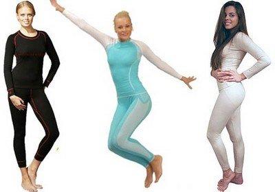 Термобельё для женщин для ежедневной носки