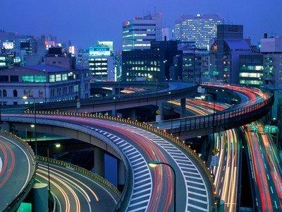 Токио - настоящая «звезда» восходящего солнца