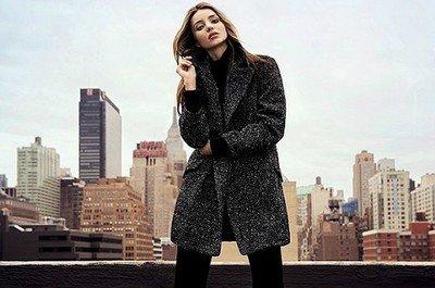 4 самых модных модели пальто в стиле oversize