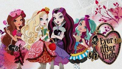 Сказочные куклы от торговой марки «Ever After High»