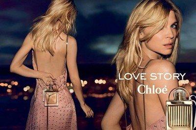 Новый аромат «Love Story» от модного дома «Chloe»
