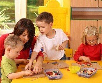 Детский сад на дому - прекрасный бизнес для женщин