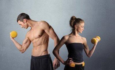 По какой причине тренировки в спортзале бывают не эффективными?